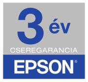Epson Garancia 3 év