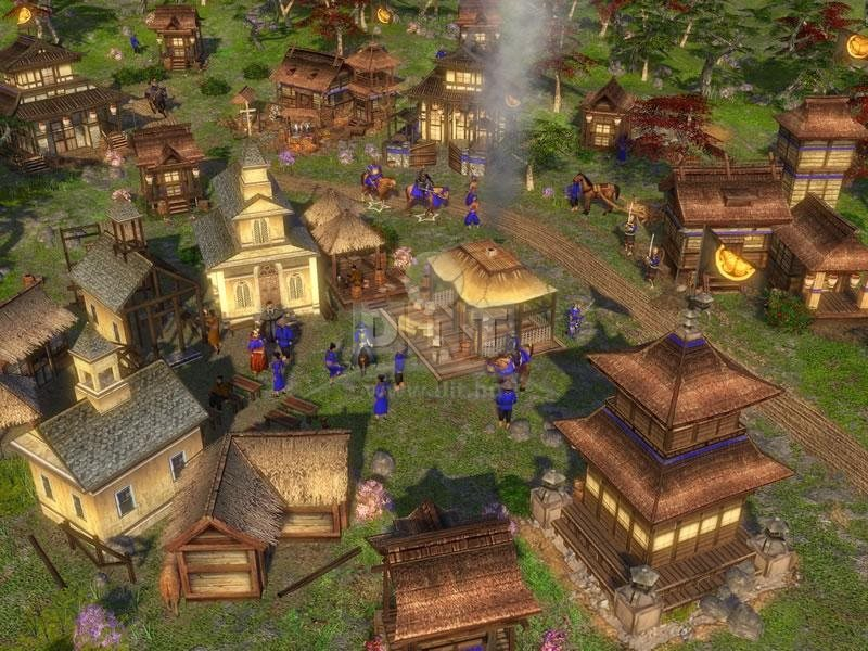 TAD: Age of Empires III - The Asian Dynasties -